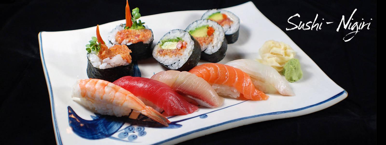 Sushi – Nigiri & Sashimi