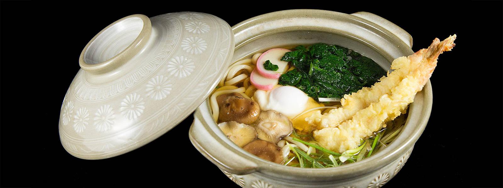 Yose Nabe Noodle Soup