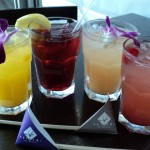 Cool Drinks on a Hot Day at Origami Uptown