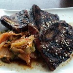 Kalbi - Korean style beef short ribs