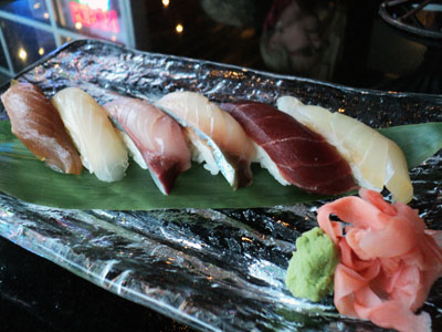 Sushi, sashimi, best, Japanese, restaurant, bar, happy hour