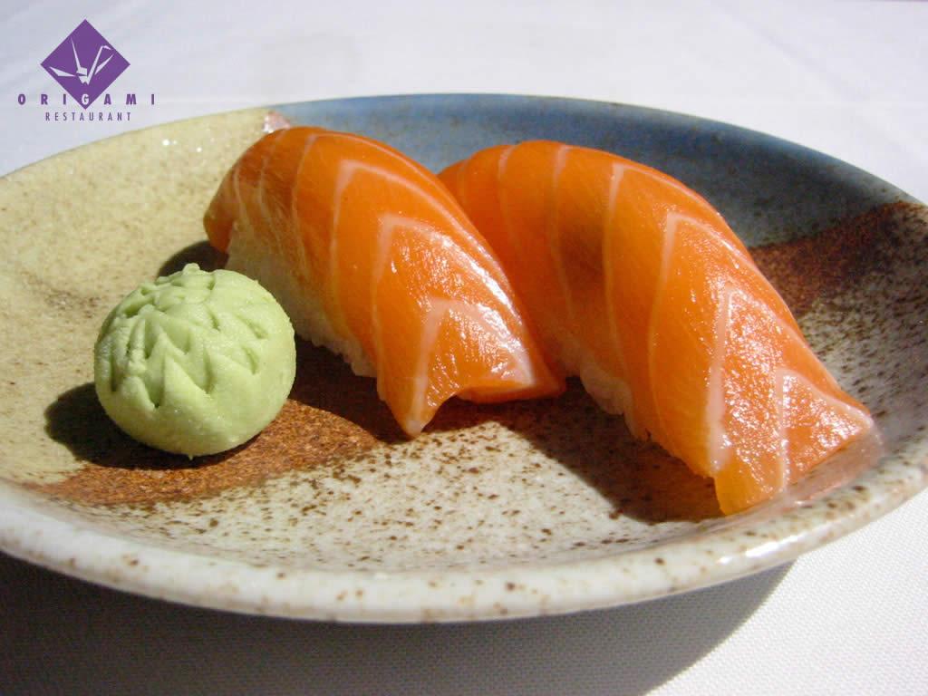 nigiri-sake — Origami Restaurant - photo#32
