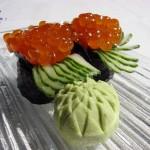 Ikura - Salmon Roe ... $2.75.7.00